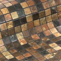ZEN Glass mosaic 25x25 mm (plato 31,2x49,5) (bal.= 2 m2) (RIVERSTONE)