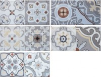 ARTISAN Baza Decor Mix (bal.= 1 m2) obklad (ARN020)